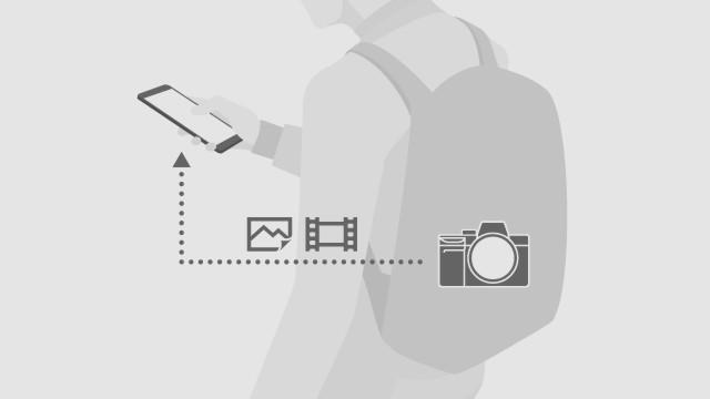 Imaging Edge Mobile | Image transferring application