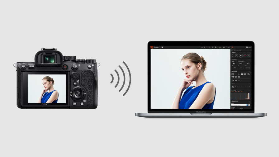 Remote/Viewer/Edit | Application that develops photos and